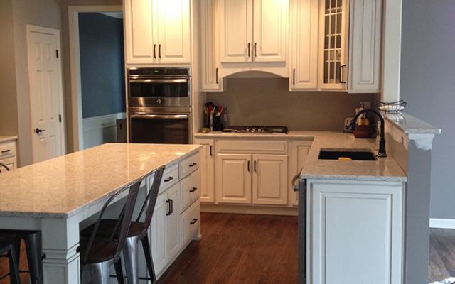 Improved White Kitchen