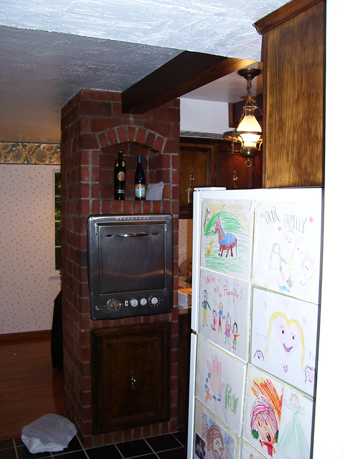 Eclectic Traditional Before