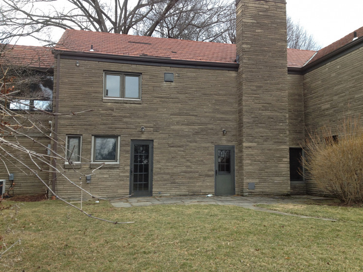 Two Story Rear