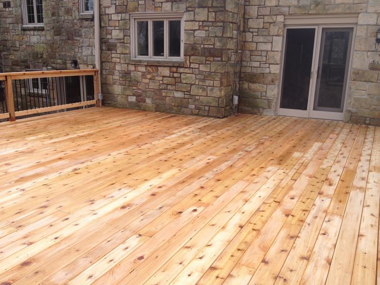Guest Suite, Garage, & Deck Addition