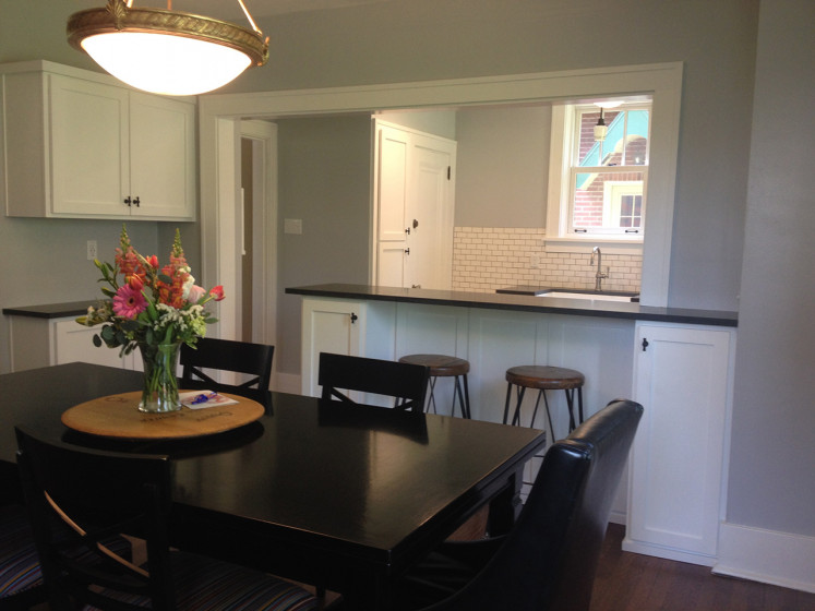 Small Space Kitchen Reno