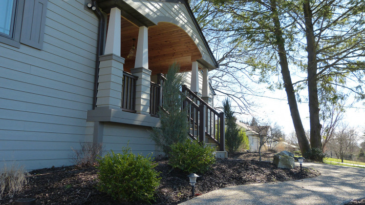 Front Addition & Whole Home Reno