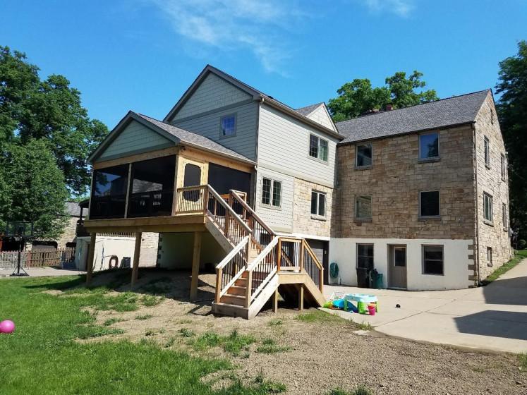 Stone House Addition