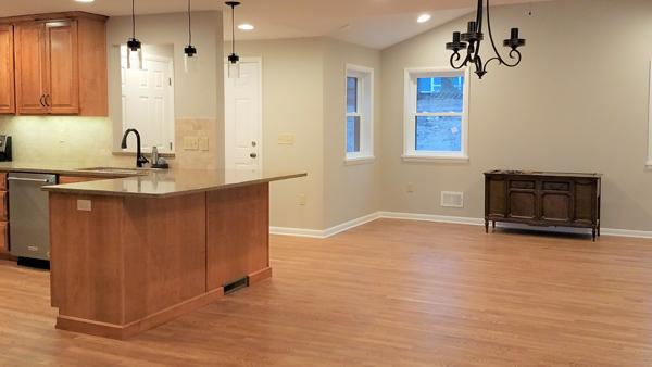 Kitchen Remodel & Addition