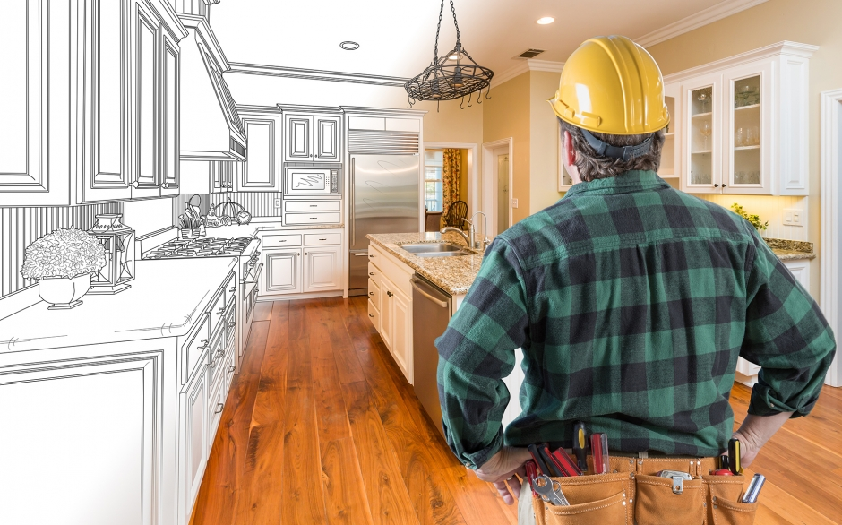 Should I Hire a Contractor or Remodel Myself?