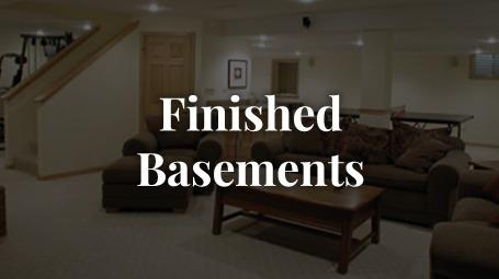 Finished Basements