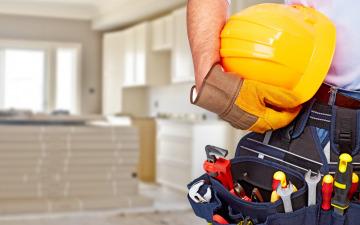 Step Nine: Construction Start