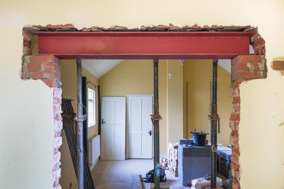 Load Bearing Wall Removal | Pittsburgh